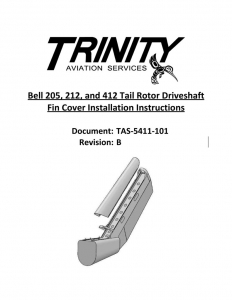 thumbnail of TAS-5411-101 Rev B Installation Instructions Copy