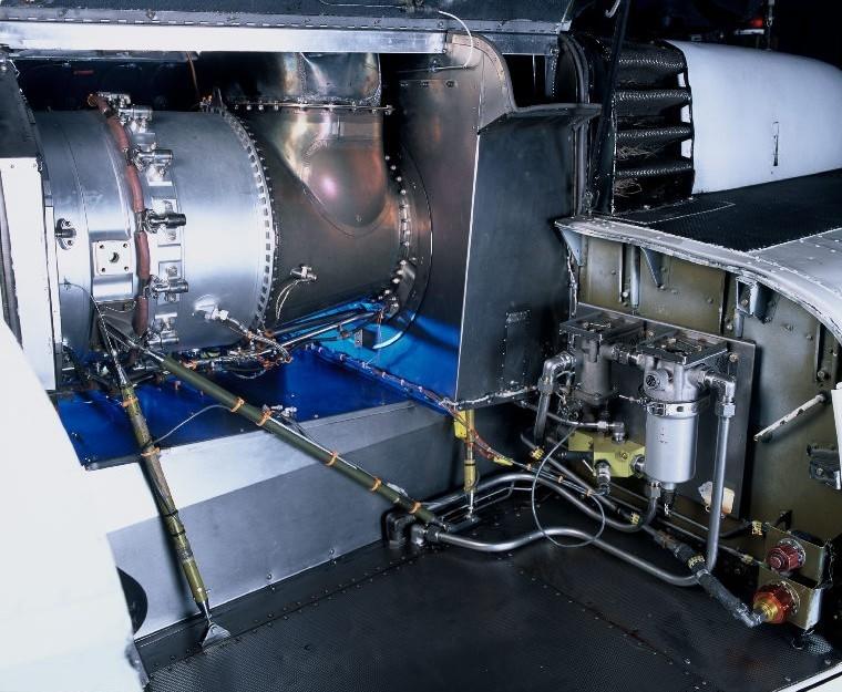 Engine R-H