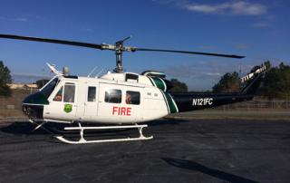 Florida Forestry PT6 UH-1H